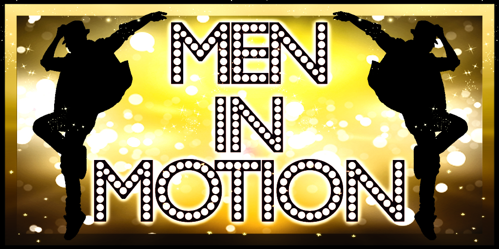 MEN IN MOTION IN SECOND LIFE