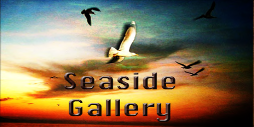 Seaside gallery texture no frame